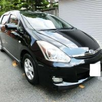 Toyota Wish X Aero SPORTS PKG HDD Navi ETC HID Light  390,000 yen